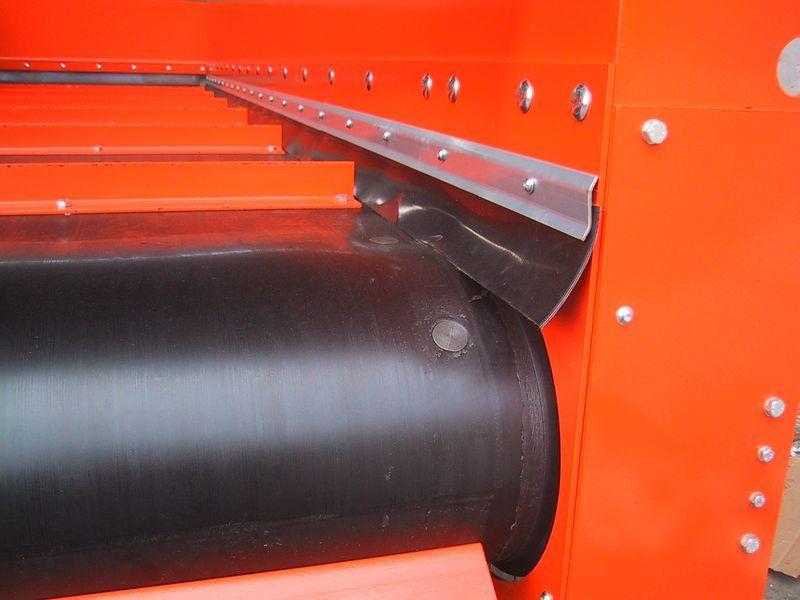 Цепные конвейеры принцип работы привод скребкового конвейера чертеж